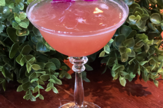 Flying Fish Grill Cocktail