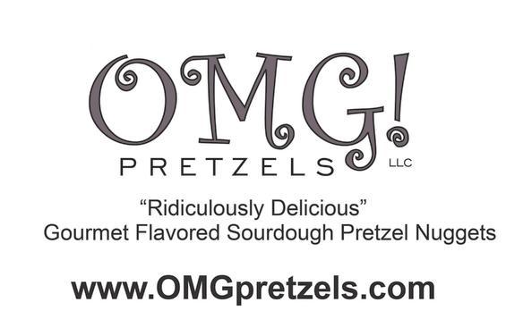 OMG Pretzels Logo