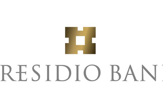 Presidio Bank Logo