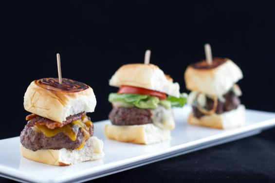 Angus Beef Sliders