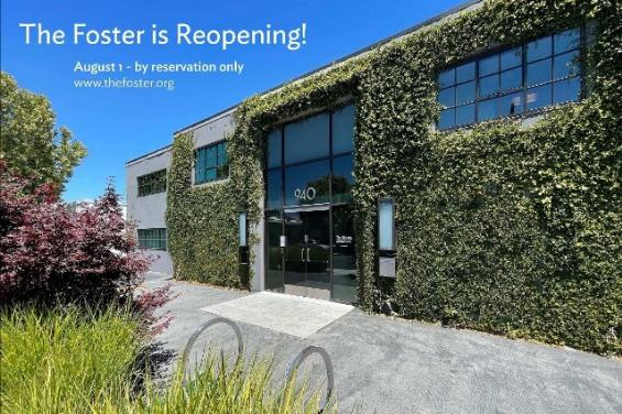 The Foster Reopens