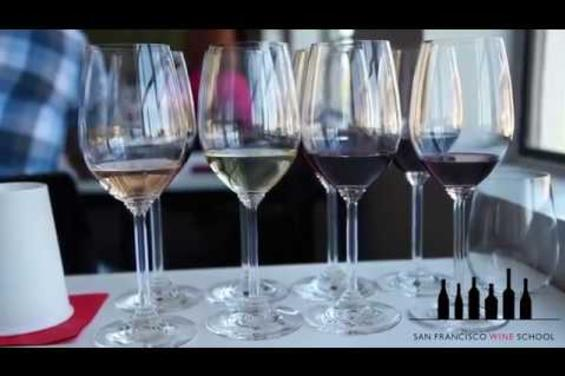 The San Francisco Wine School Grand Tour