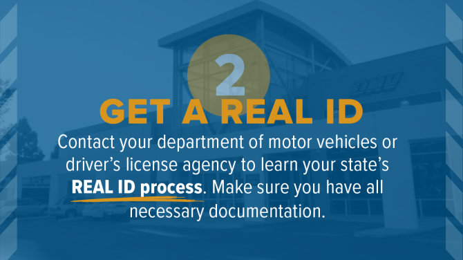 How to get a Real ID