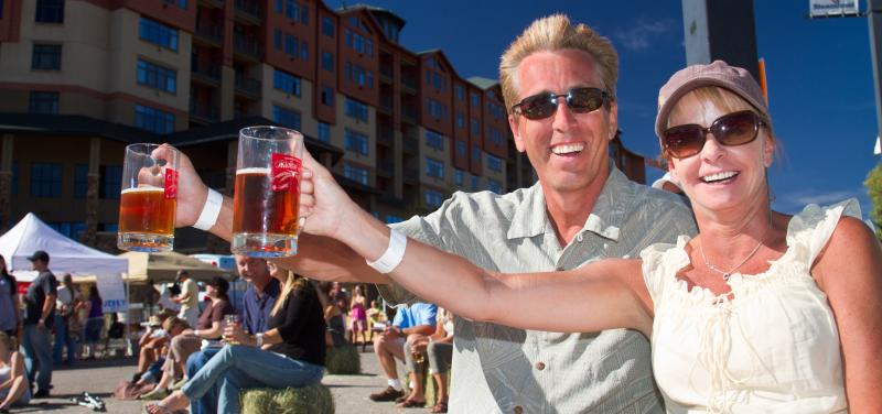 Enjoy over 40 brews at Steamboat Annual OktoberWest