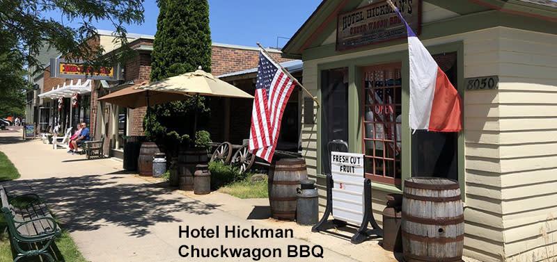 Hotel Hickman Chuckwagon BBQ