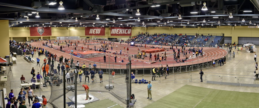 UNM Indoor Track & Field