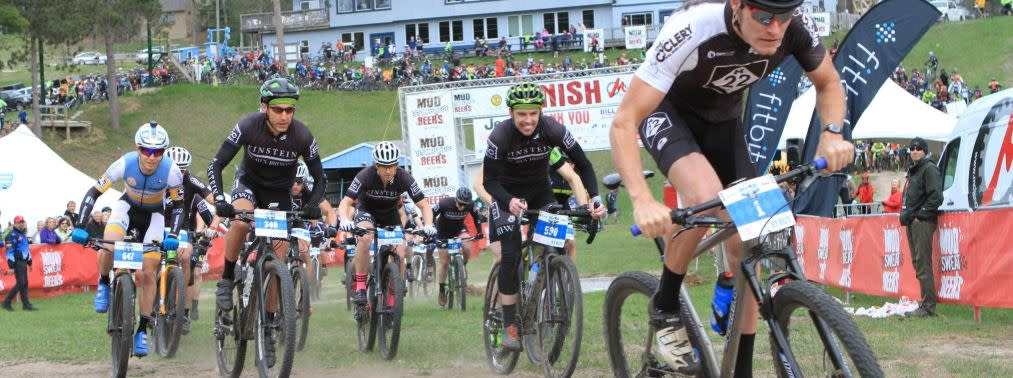 Mud, Sweat and Beers for Kids