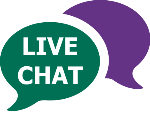 Live Chat Graphic