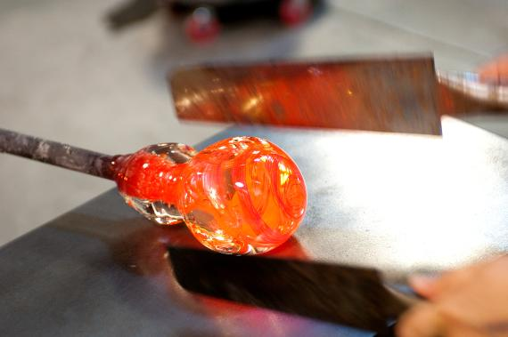 Creating glass object at GlassRoots