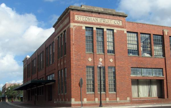 Stedman Building in downtown Beaumont