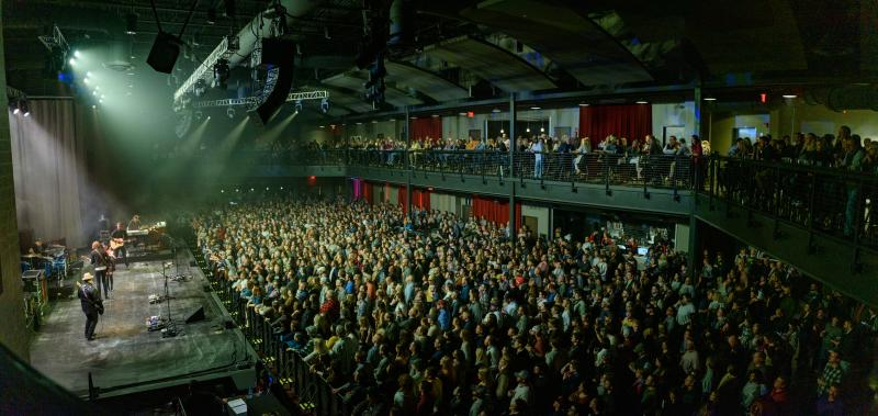Mars Music Hall Opening