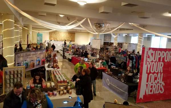 GeekCraft Expo - Madison Show