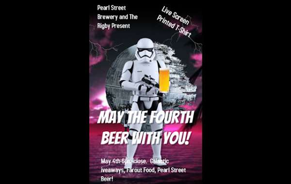 May the Fourth Beer With You