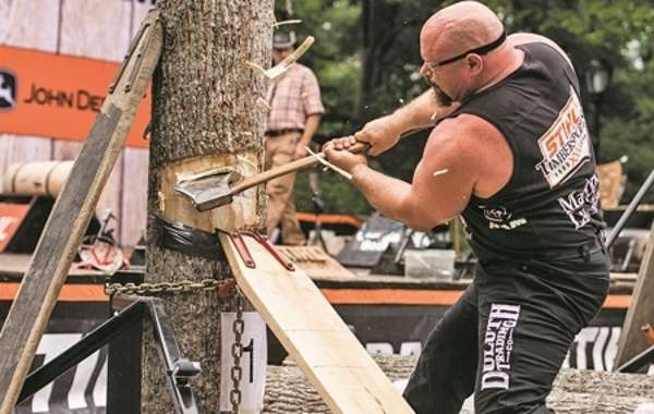 STIHL Timbersports Midwest Qualifier