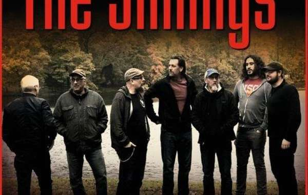 Live Music in the Backyard: The Jimmy's