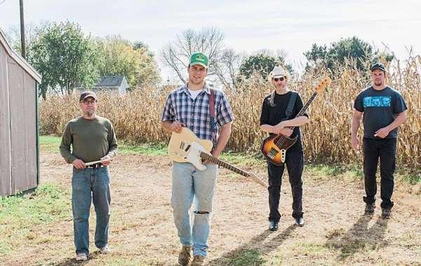 Live Music in the Backyard -Ryan McGrath Band