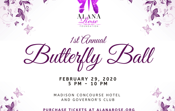 1st Annual Butterfly Ball