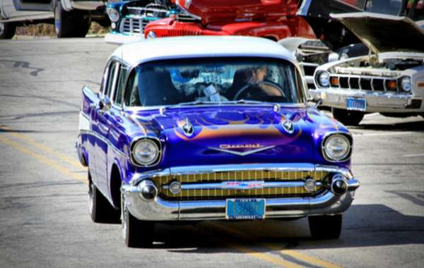 8th Annual New Glarus Car, Truck and Motorcycle Show