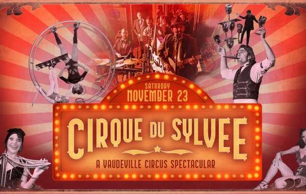 Cirque du Sylvee: A Vaudeville Circus Spectacular