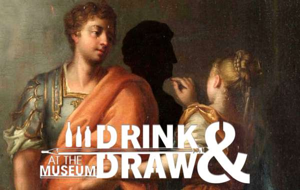 Drink-n-Draw at the Museum: Silhouettes to Remember Me By