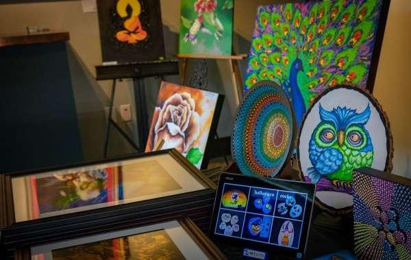 Dane Arts Buy Local Art Market