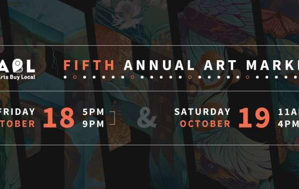 Fifth Annual Dane Arts Buy Local (DABL) 2-Day Market