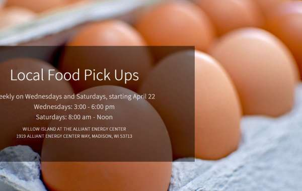 DCFM Local Food Pick Ups