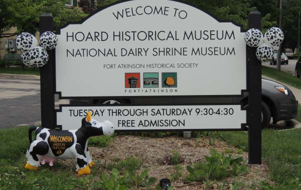 Dairy Day at the MOO-seum