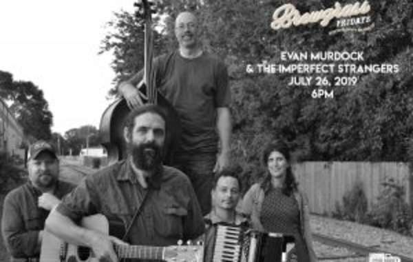 Brewgrass Friday's-Evan Murdock & The Imperfect Strangers