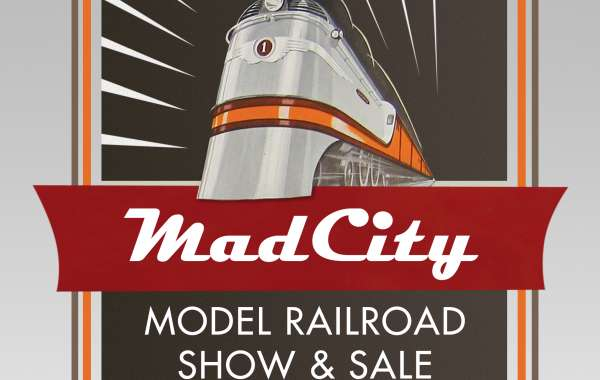 Mad City Model Railroad Show & Sale