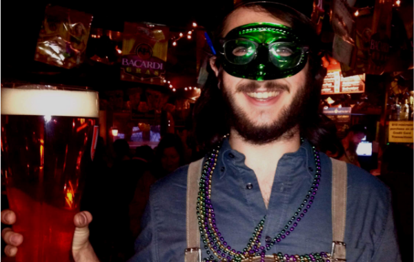 Fat Tuesday Party at the Essen Haus