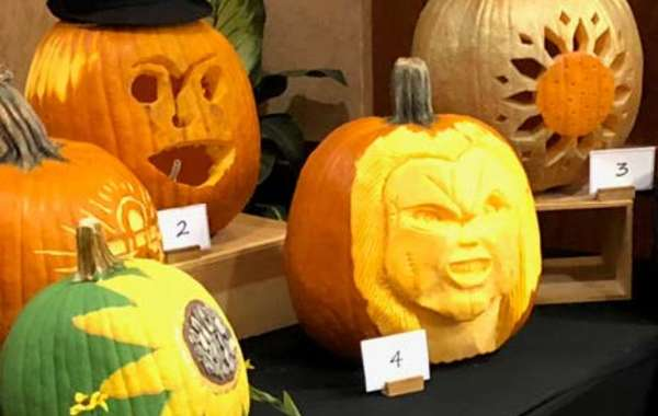 6th Annual Ghoulish Lunch & Pumpkin Carving Contest