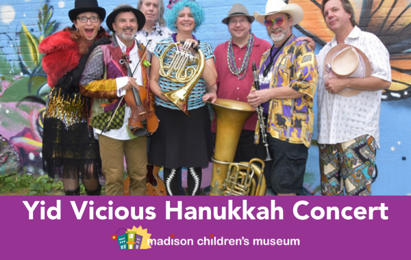 Yid Vicious Hanukkah Concert