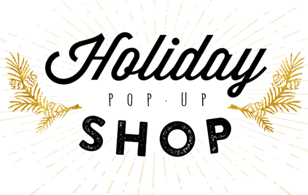 Holiday Pop Up Shop at the Distillery