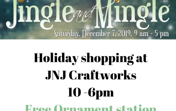 Jingle & Mingle: Free Ornament Making for Kids