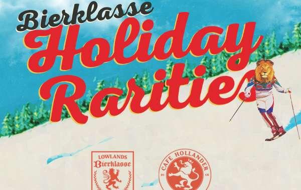 Holiday Rarities Bierklasse