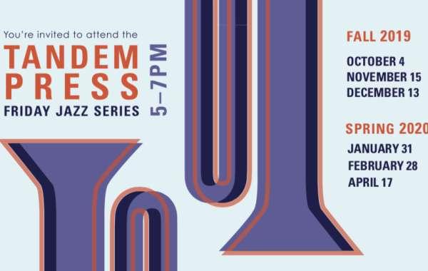 2019-2020 Tandem Press Friday Jazz Series