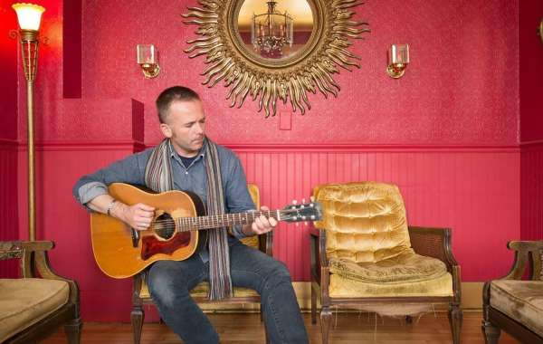 Live Music in the Backyard | Josh Harty