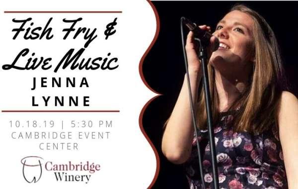 Fish Fry & Live Music by Jenna Lynne