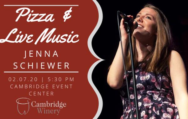 Pizza Night & Live Music by Jenna Schiewer