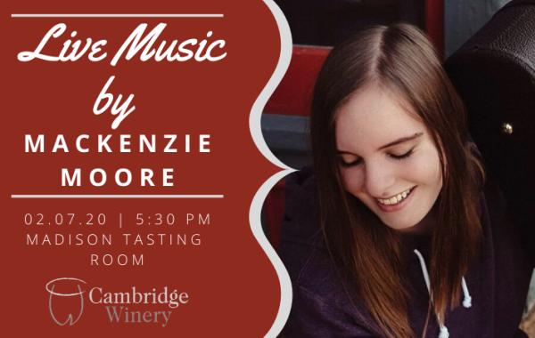 Live Music - Mackenzie Moore