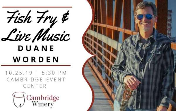 Fish Fry & Live Music by Duane Worden