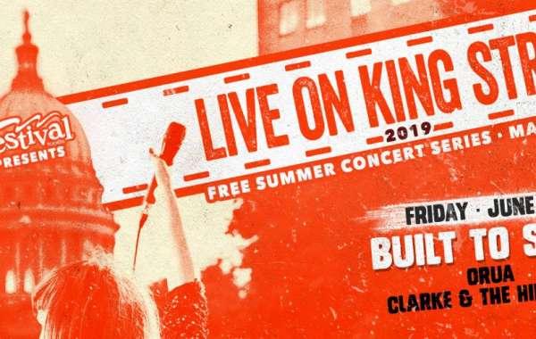 Live on King Street