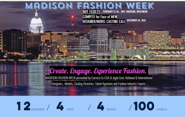 Madison Fashion Week (Day 3 Fashion Show)