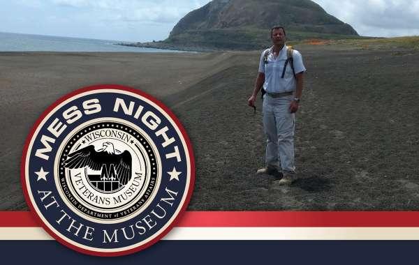 Mess Night at the Museum Iwo Jima, the Iconic Battle & Legacy