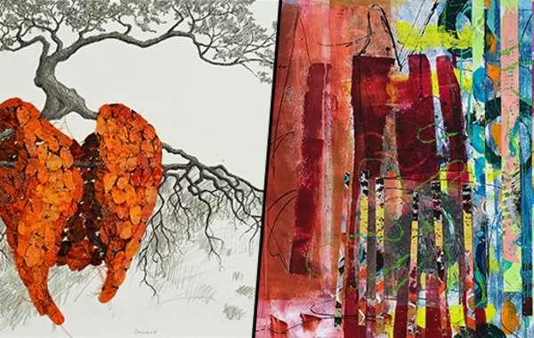Overture Galleries Winter Exhibitions