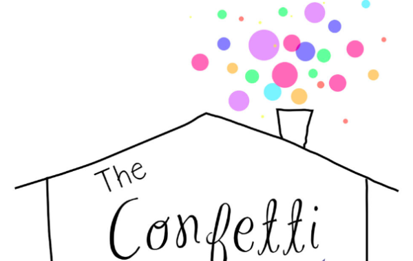 Card & Banner Making for Confetti Foundation