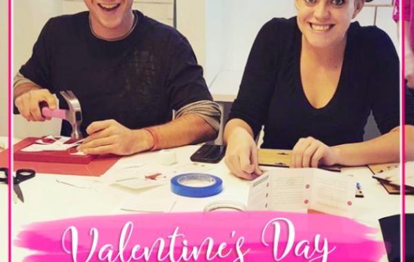 Valentine's Day Craft Bar