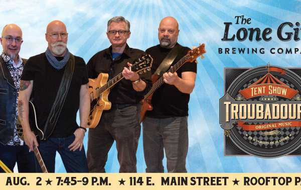 Tent Show Troubadours at The Landing at The Lone Girl