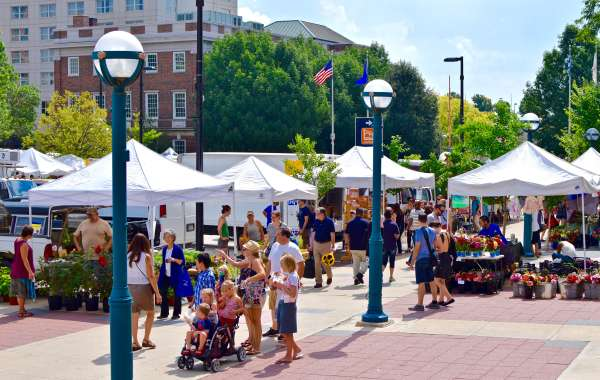 Dane County Farmers' Market Wednesday Market
